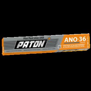 Elettrodi Coperti PATON ANO 36 ELITE 6013 Rutilo Cellulosa